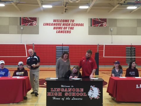 Shylo Arneson commits to Frostburg State University