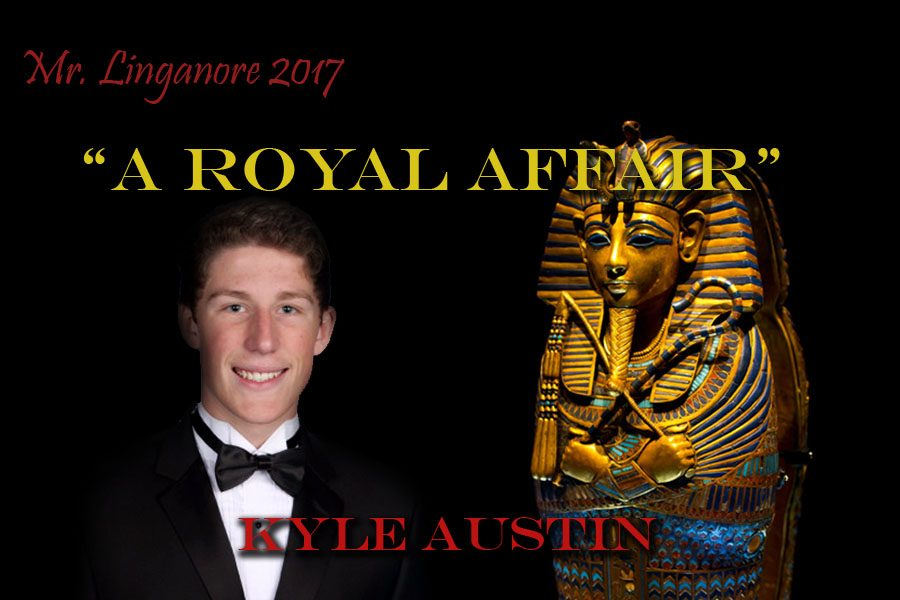 Kyle+Austin+is+ready+to+be+crowned+in+gold+at+the+Mr.+Linganore+competition