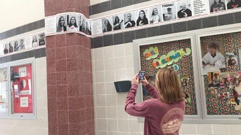 Public art display on Main Street defines Lancer spirit: Photo of the Day 2/9/17
