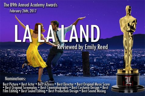 I'm going ga ga for La La Land