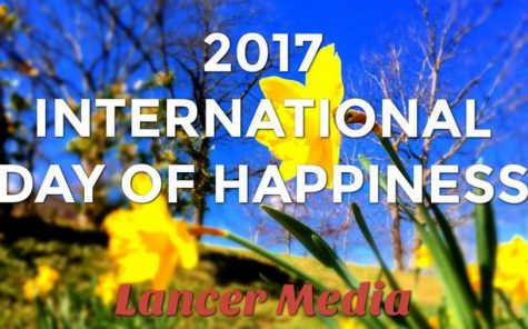 "Lancer Media ""can't stop the feeling"" of celebrating International Day of Happiness 2017"