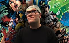 #5 Justice League of Avengers: Comic books as a career – Charlie Ridgely interview