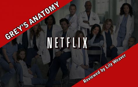 Grey's Anatomy is perfect for a gloomy binge-watching day.