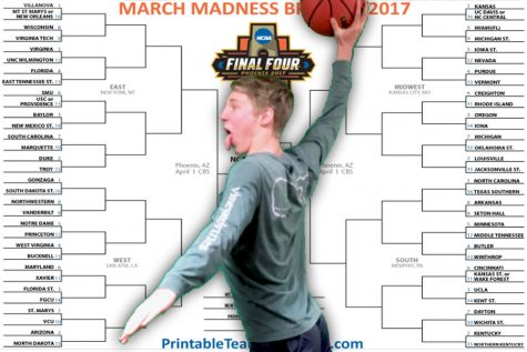 Lancer Media March Madness: Christian's Expert Bracket
