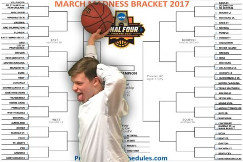 Lancer Media Madness: Matthew Gelhard's Expert Bracket