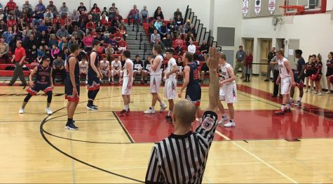 Linganore Boys victory over TJ sends them to Sectionals: Photo of the Day 2/1/17