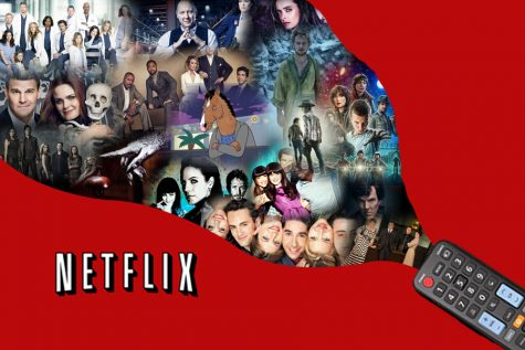 Spring Break:  10 blissful days to binge watch Netflix