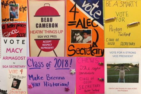 SGA Elections – Vote!: Photo of the Day 3/22/17