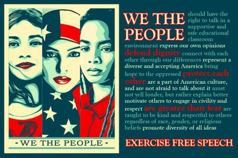 original posters by Shepard Fairey