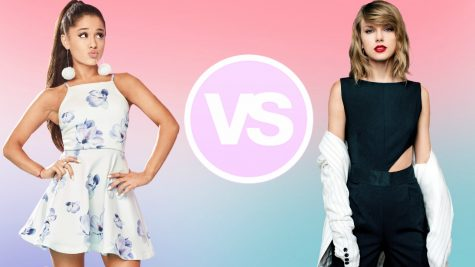 Podcast:  Battle of the Fans–Who is better? Swift or Grande