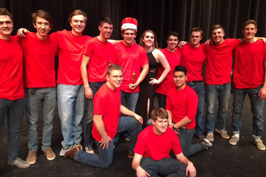 Mr.+Linganore+contestants