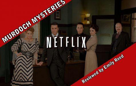 """Murdoch Mysteries solves the problem of """"the usual suspect"""" TV shows"""