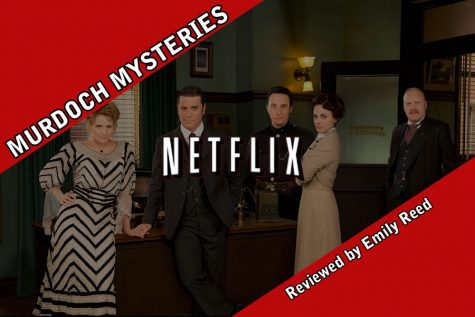 Murdoch Mysteries solves the problem of