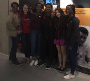 Club takes trip to National Museum of African American History and Culture