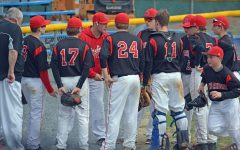 Lancer JV baseball comes up short against Walkersville: Photo of the Day 4/4/17