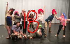 Theater seniors leave with a flair in 18 days