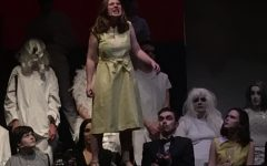 One (Not So) Normal Night: singing in the Addams Family