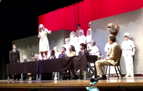 Come see The Addams Family: Photo of the Day 4/6/17