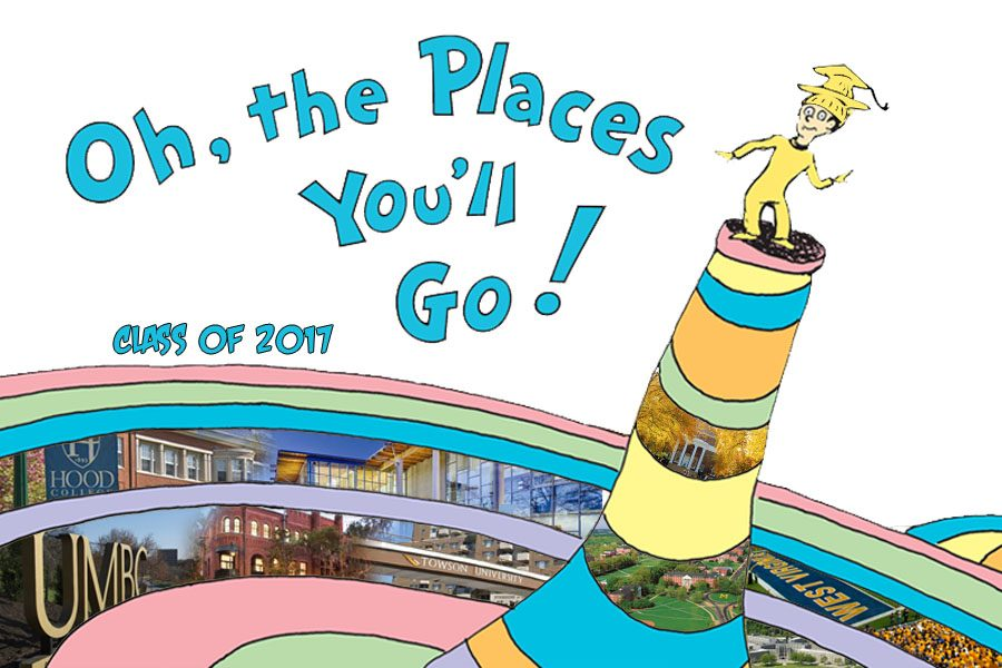 Oh, the places you'll go: 17 Questions for the Class of 2017