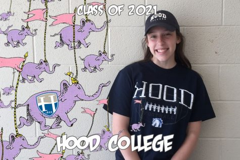 Oh, the places you'll go: Grace Weaver will be going from Lancer to Blazer next year