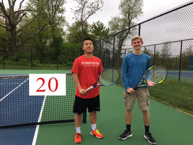 Class Of 2017: LHS tennis teams takes a swing at 20 days left of high school