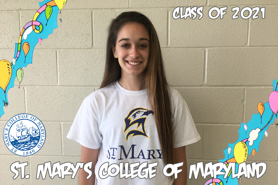 Ashleigh+Bonanno+continues+her+education+at+St.+Mary%27s+College+of+Maryland.