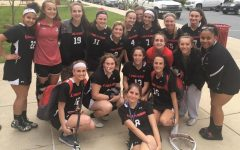 Girls varsity lacrosse falls in first round of playoffs: Photo of the Day 5/11/17