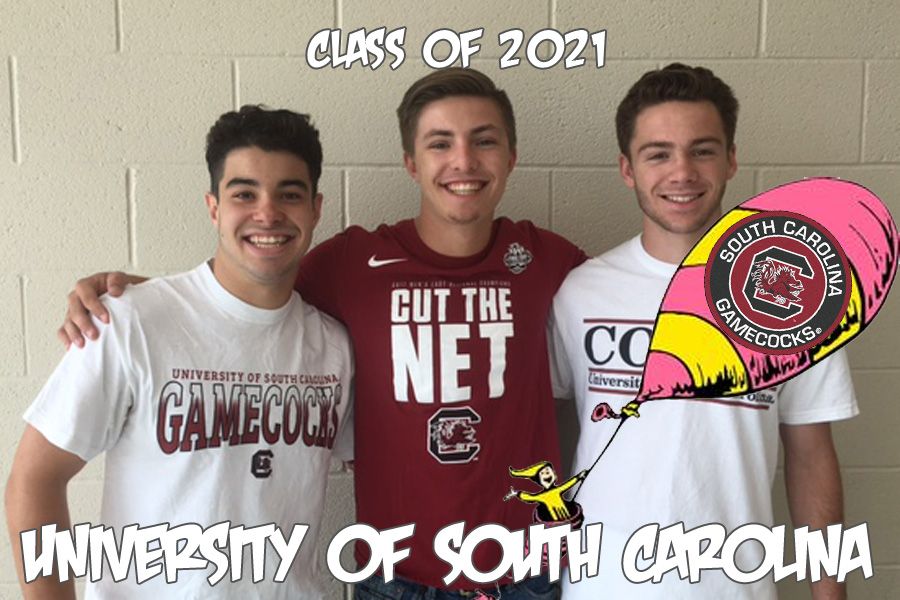 %28Left+to+right%29+Spencer+Young%2C+Jac+Medve+and+Austin+Lohneis+will+continue+their+education+at+the+University+of+South+Carolina.
