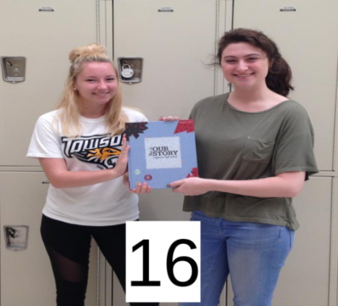 Class of 2017: Yearbook counts 16 days left for seniors