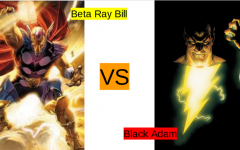 #11 Justice League of Avengers: Who Would Win? Marvel´s Beta Ray Bill or DC´s Black Adam