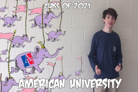 Oh, the places you'll go: Garrett Wiehler studies his United Nations passion at American University