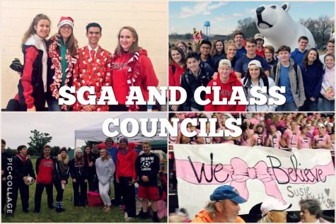 Welcome Class of 2021: Student Government and Class Councils in High School