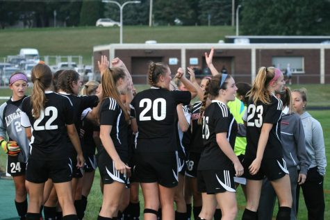 Feet first:  Girls soccer on winning streak