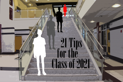 21 tips for the Class of 2021
