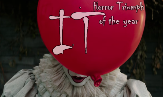 This is IT, the horror triumph of the year