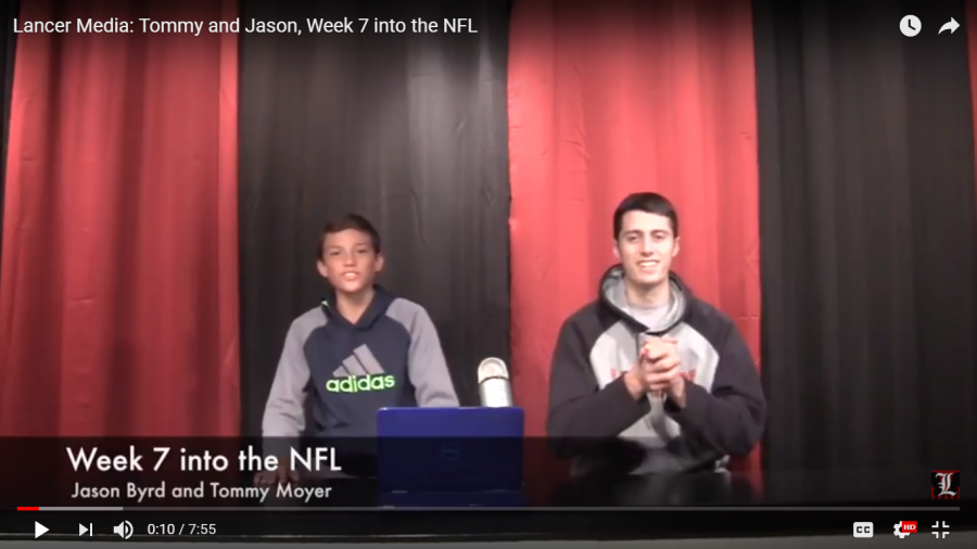 Tommy Moyer and Jason Byrd give a rundown of the NFL into week 7.