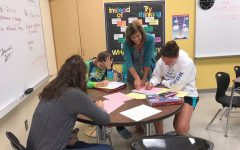 """Get to know new teacher Pam Flickinger: """"I want students to feel welcome"""""""