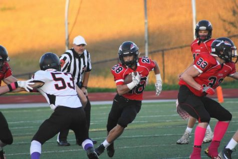 Linganore JV Football – The Lance