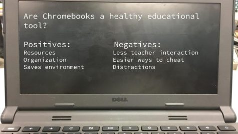 1:1 Chromebooks improve learning but create headaches