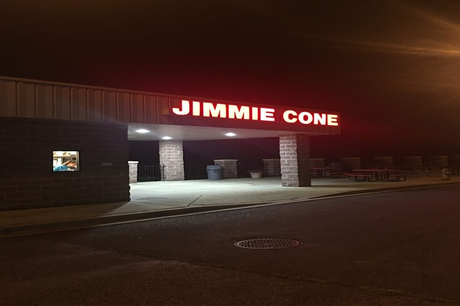 Jimmie+Cone+shortly+before+closing
