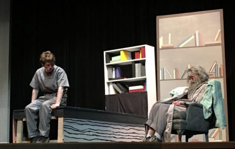 Drama department puts on successful production of The Giver