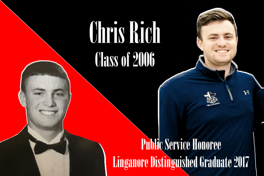 Distinguished+Graduates+2017%3A+Chris+Rich+%2706+honored+in+Public+Service