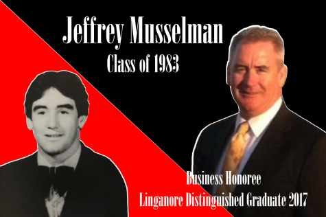 Distinguished Graduates 2017:  Jeffrey Musselman receives award in business