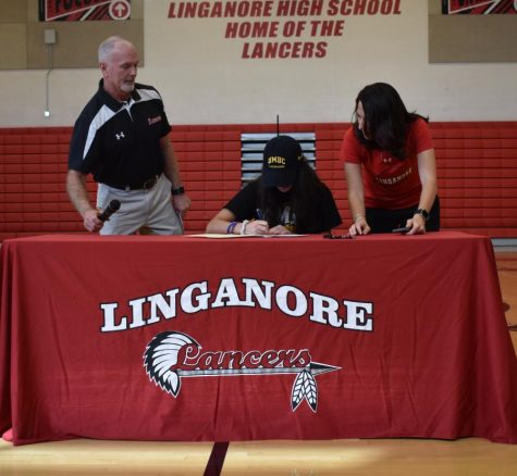 Adriana D'Amore commits to UMBC girl's lacrosse