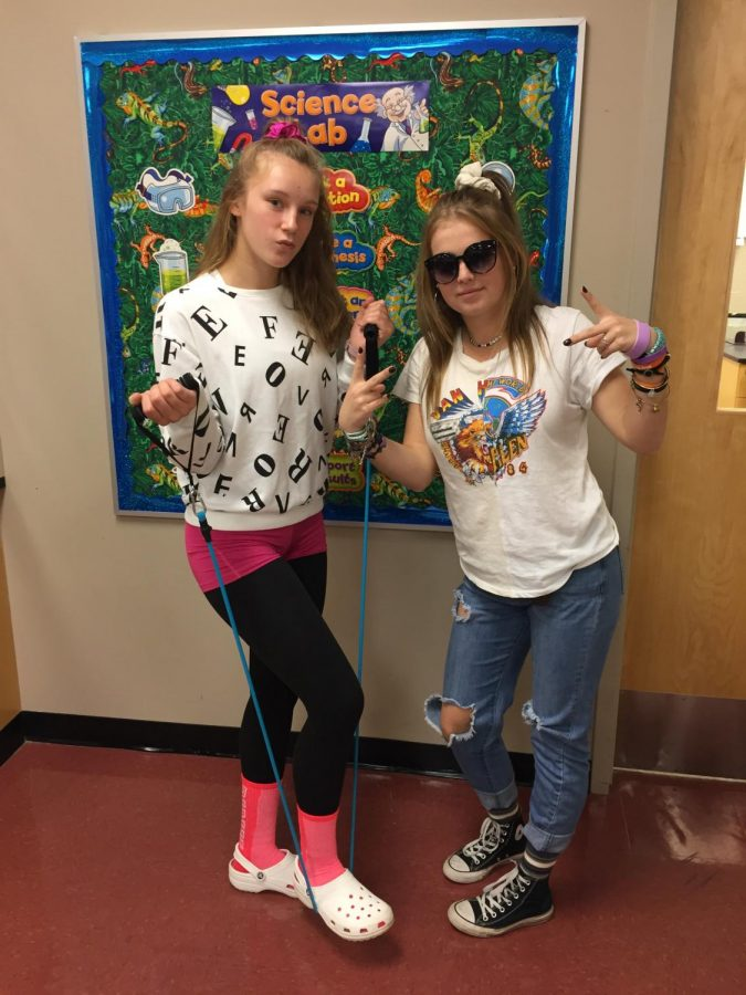 Ally Duda and Payton Smith rewind the clock for Way Back Wednesday.