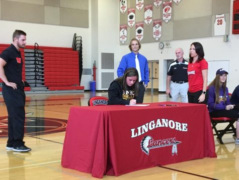 Lily McCoy commits to swim for UMBC Retrievers