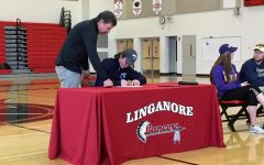 Jordan Swoyer signs to play Division 1 lacrosse for Queens University