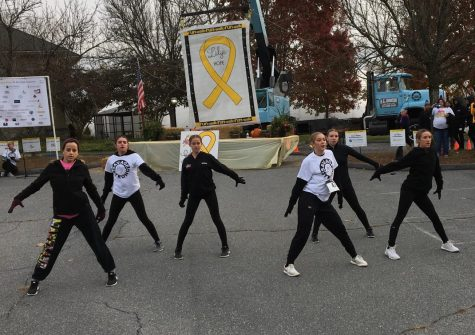 Savage Strong: Savage Dance Company sponsors Lily's Hope 5k