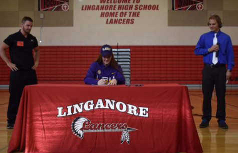Natalie Kucsan commits to swim for Louisiana State University