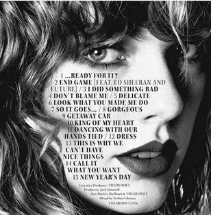 "Another new Taylor: Taylor Swift's ""Reputation"" constantly evolving"